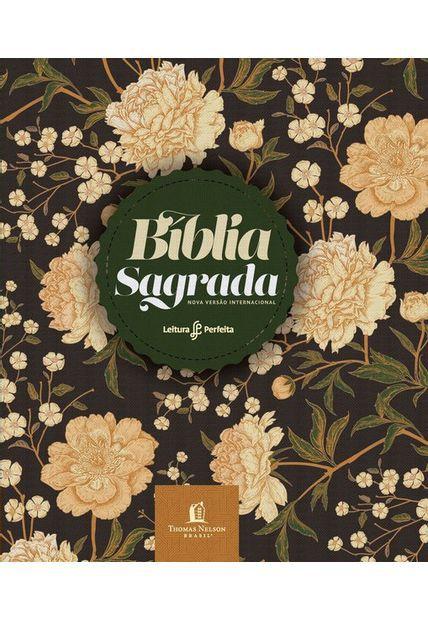 BIBLIA SAGRADA COURO