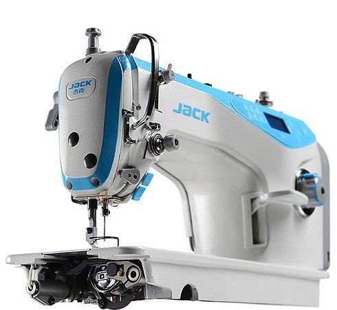 Máquina de Costura Industrial Reta Eletrônica JACK A4