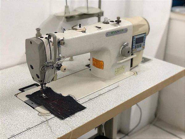 Maquina de costura reta eletrônica - Winner (USADA)