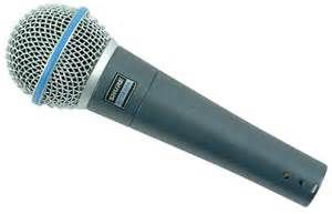 Microfone Mão Shure Beta 58 A