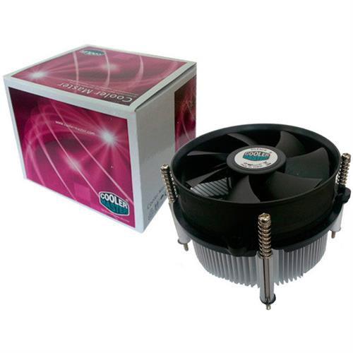 Cooler CPU Desktop Servidor Cooler Master CP8-9HDSB-PL-GP INTEL 130W LGA2011 BOX