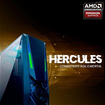 Computador Hercules Red AMD