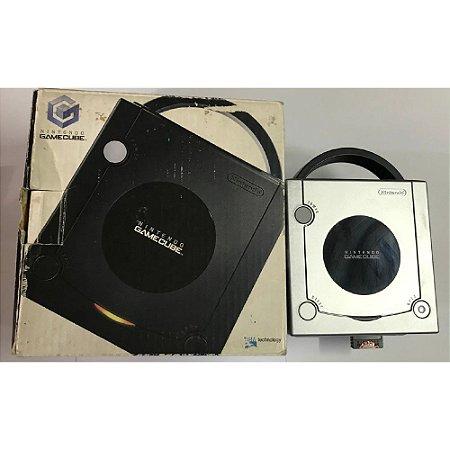 Console Nintendo GameCube Prata - Usado - Nintendo