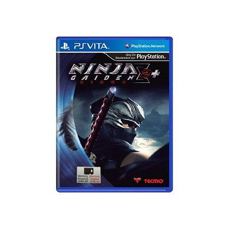 Ninja Gaiden Sigma 2 Plus - Usado - PS Vita