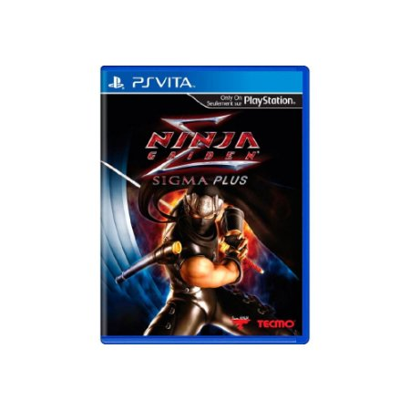 Ninja Gaiden Sigma Plus - Usado - PS Vita
