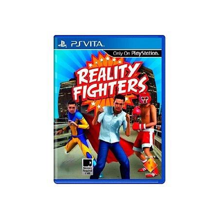 Reality Fighters - Usado - PS Vita