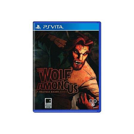 The Wolf Among Us - Usado - PS Vita