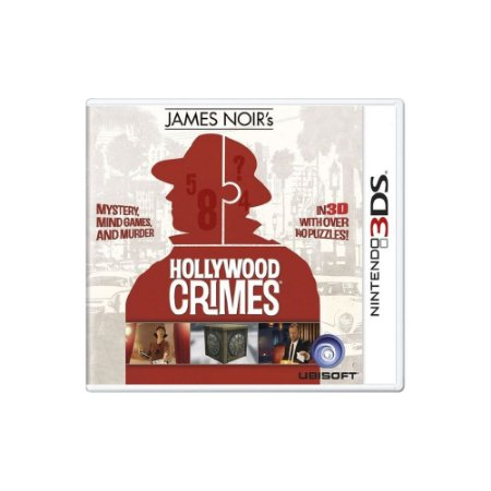 James Noir's Hollywood Crimes - Usado - 3DS