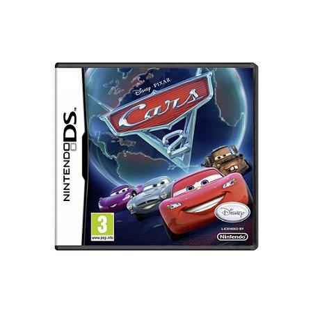 Cars 2 (Sem Capa) - Usado - DS
