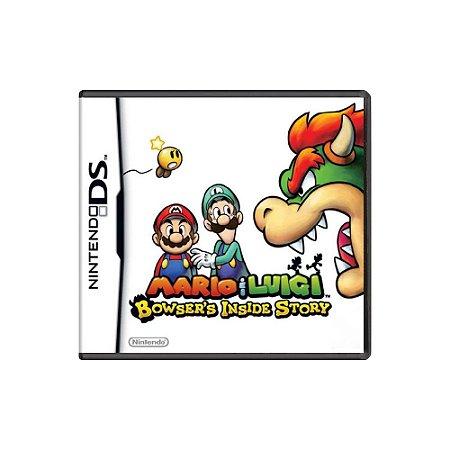 Mario & Luigi Bowser's Inside Story - Usado - DS