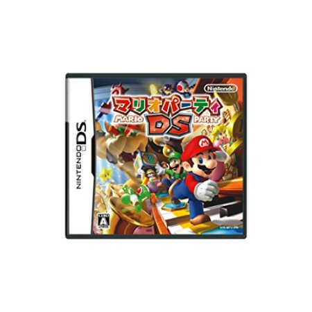 Mario Party DS (Japonês) - Usado - DS