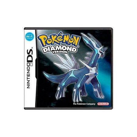 Pokémon Diamond Version (Sem Capa) - Usado - DS
