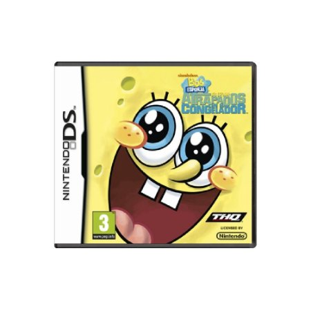 SpongeBob's Truth or Square - Usado - DS
