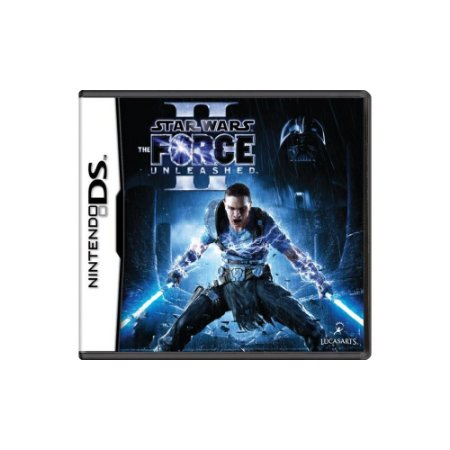 Star Wars The Force Unleashed II - Usado - DS