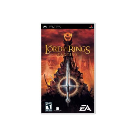 The Lord of the Rings Tactics - Usado - PSP