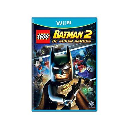 LEGO Batman 2 DC Super Heroes - Usado - Wii U