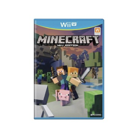 Minecraft Wii U Edition -  Usado - Wii U