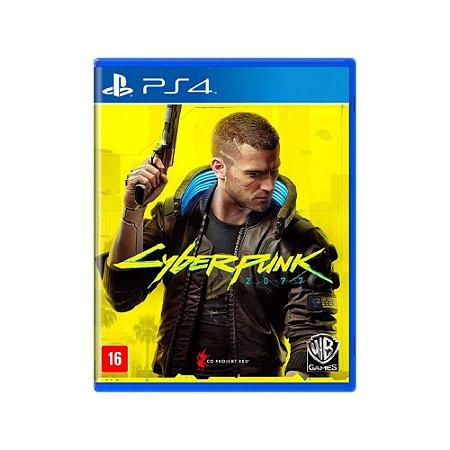 Cyberpunk 2077 - Usado - PS4