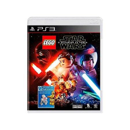 Lego Star Wars O Despertar da Força - Usado - PS3