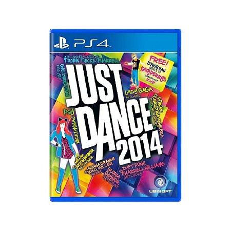 Just Dance 2014 - Usado - PS4
