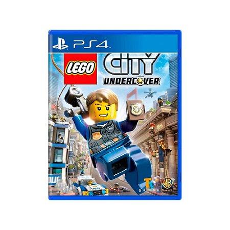 LEGO City Undercover - Usado - PS4