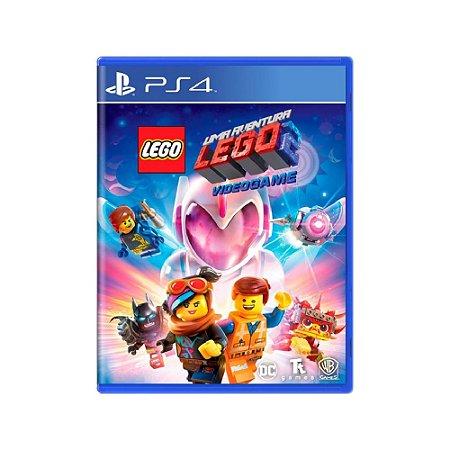 Uma Aventura LEGO 2 Videogame - Usado - PS4