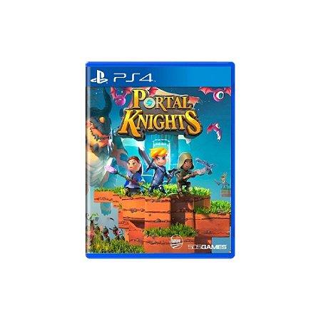 Portal Knights - Usado - PS4