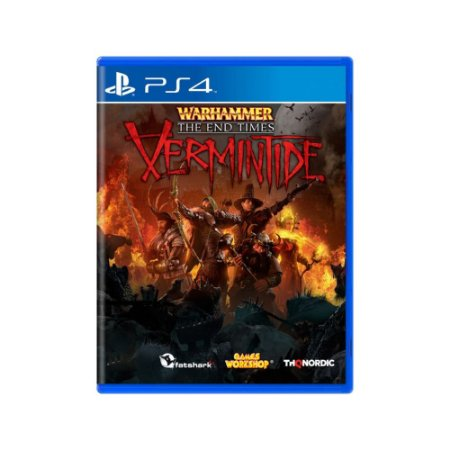 Warhammer End Times Vermintide - Usado - PS4