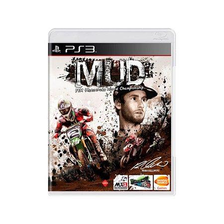MUD - Usado - PS3