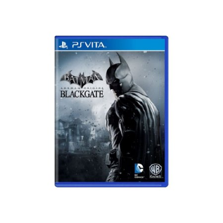 Batman Arkham Origins BlackGate - Usado - PS Vita