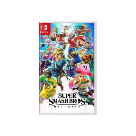 Super Smash Bros. Ultimate - Usado - Switch