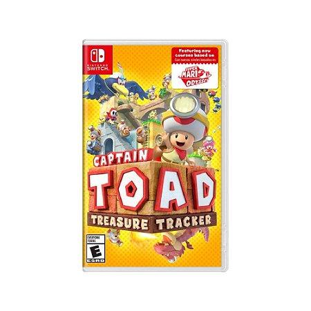 Captain Toad Treasure Tracker - Switch