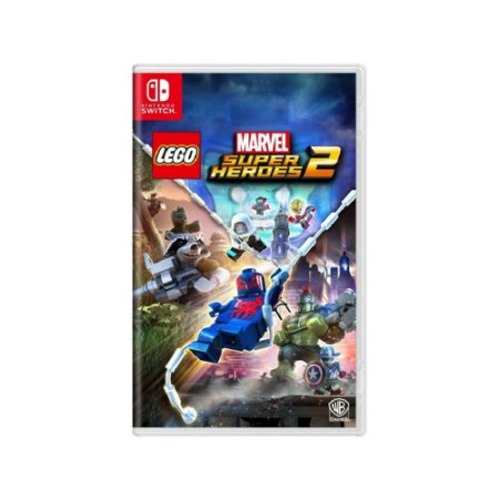 LEGO Marvel Super Heroes 2 - Usado - Switch