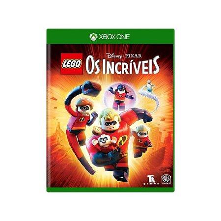 LEGO Os Incríveis - Usado - Xbox One