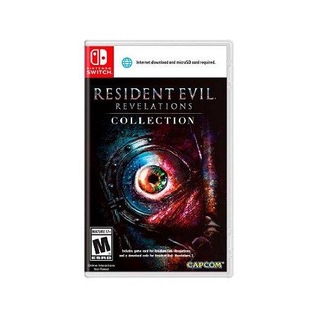 Resident Evil Revelations - Usado - Switch