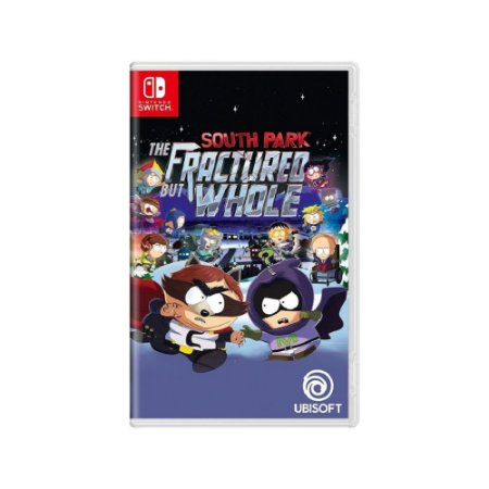 South Park The Fractured But Whole - Usado - Switch