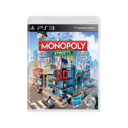 Monopoly Streets - Usado - PS3