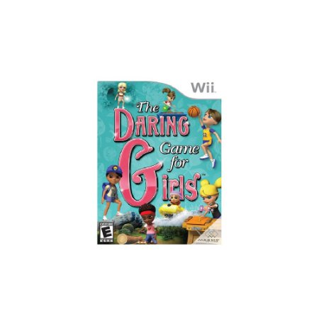 The Daring Game for Girls - Usado - Wii