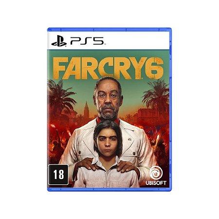 Far Cry 6 - Pré-venda - PS5
