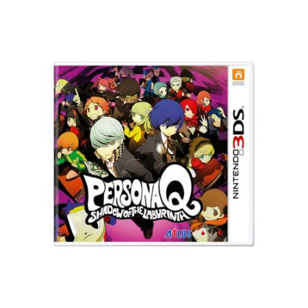 Persona Q Shadow of the Labyrinth - Usado - 3DS