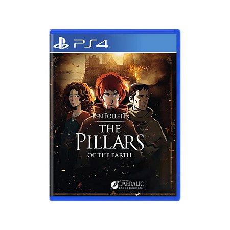 Ken Follett's The Pillars of the Earth - Usado - PS4