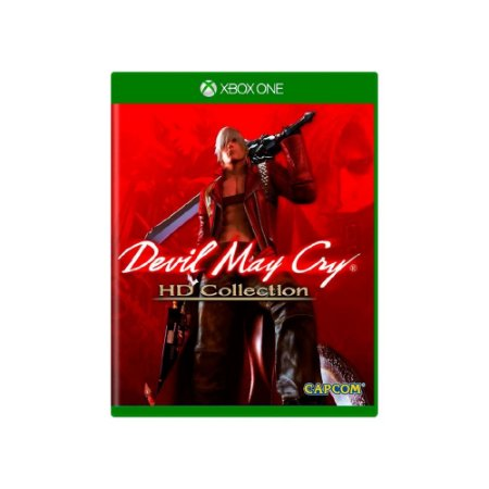 Devil May Cry HD Collection - Usado - Xbox One