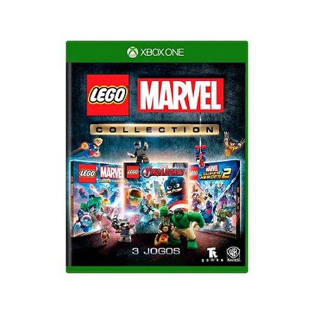 LEGO Marvel Collection - Usado - Xbox One
