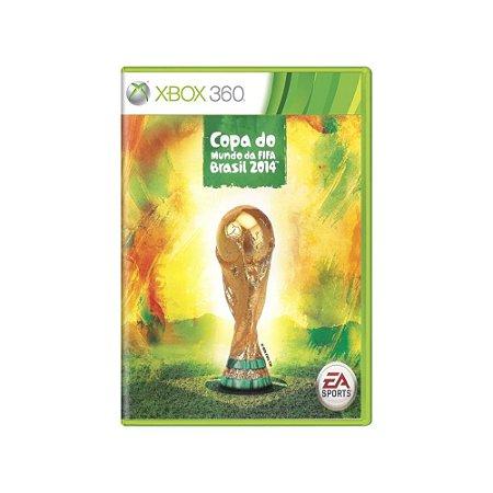 Copa do Mundo da FIFA Brasil 2014 - Usado - Xbox 360