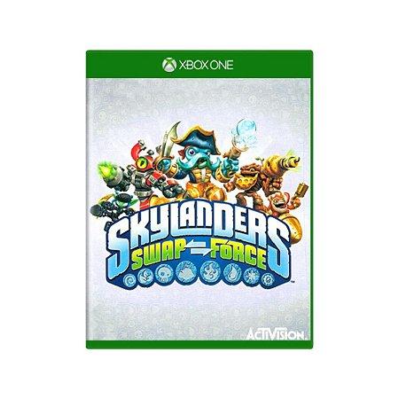 Skylanders Swap Force - Usado - Xbox One