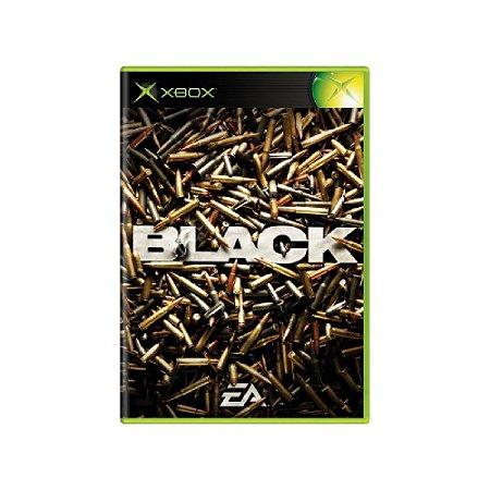 Black - Usado - Xbox