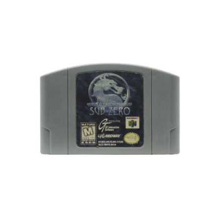 Mortal Kombat Mythologies: Sub-Zero - Usado - N64