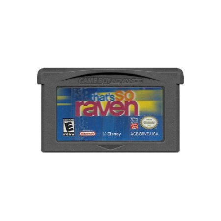 That's So Raven - Usado - GBA