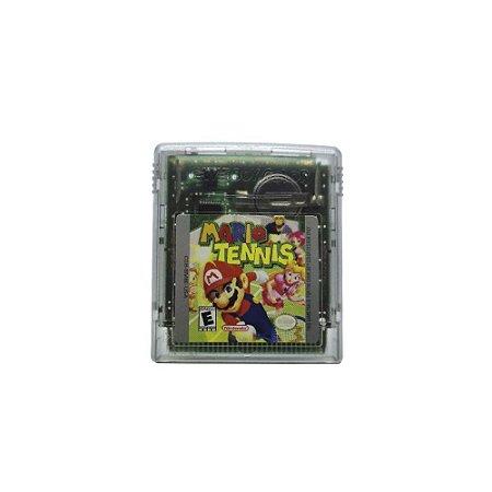 Mario Tennis - Usado - GBC