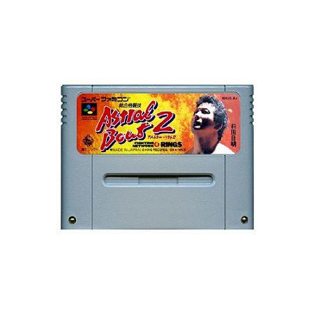 Astral Bout 2 - Usado - Super Famicom